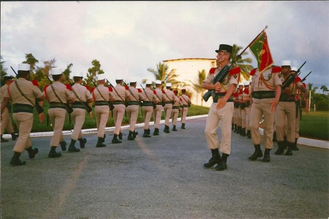 3e CIE du 3e REI - 1985